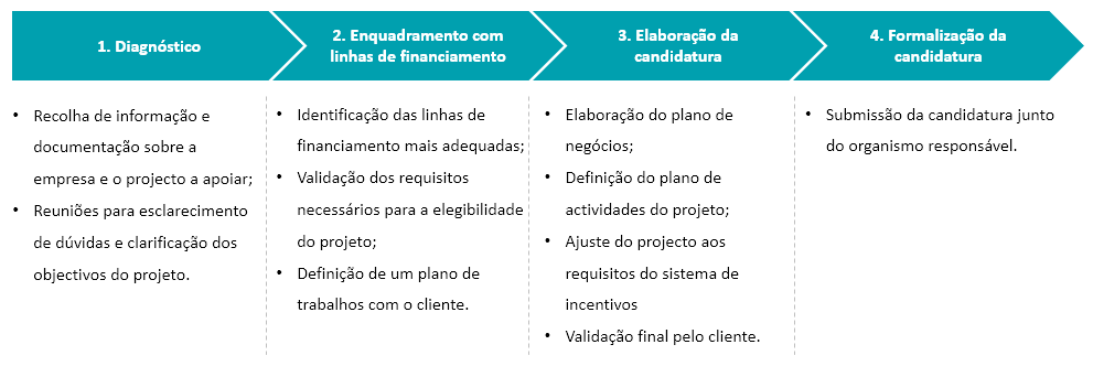 I - Candidatura e Financiamento